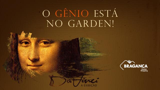 O gênio está no Bragança Garden Shopping